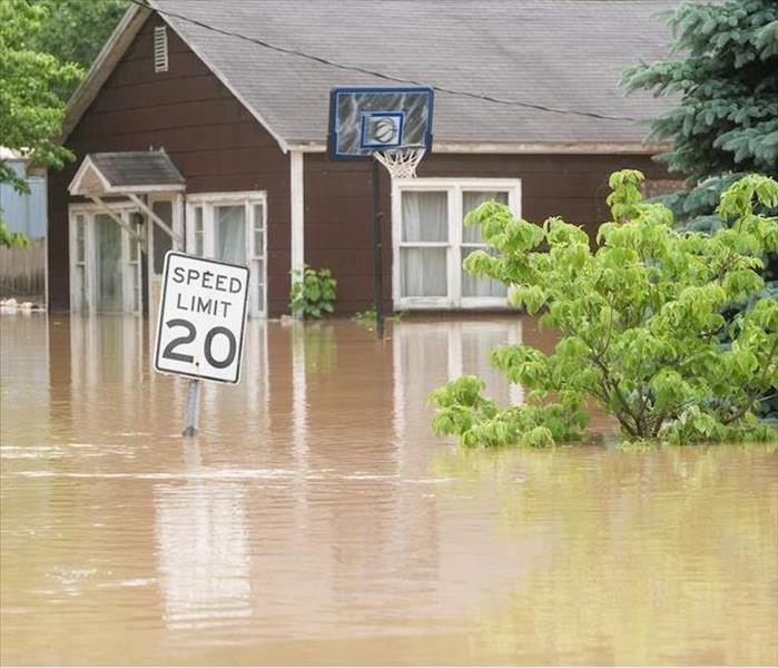 Storm Damage Securing Restoration Services After Flood Damages to Your Farmington Home