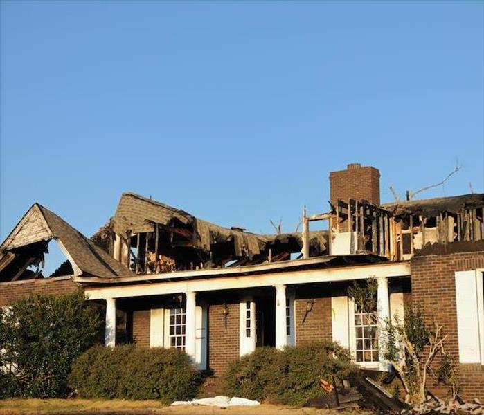 Fire Damage Responding to Fire Damage in Lakeville Area Homes