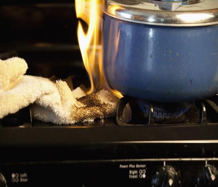 Fire Damage Restoration Of Fire Damage In Your Farmington Kitchen Makes Life Normal Again
